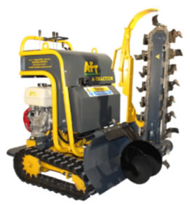 New Self-propelled Trencher from AFT